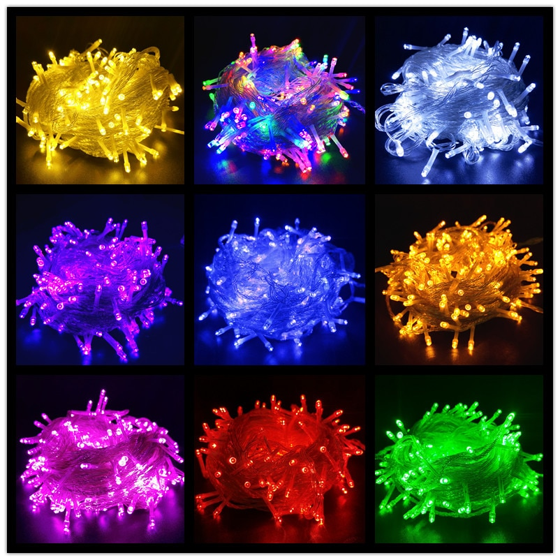christmas trees gifts pattern indoor outdoor area rug Led Fairy String Lights Garlands Christmas Tree Decorations for Home Garden Wedding Party Outdoor Indoor Decor New Year Gifts