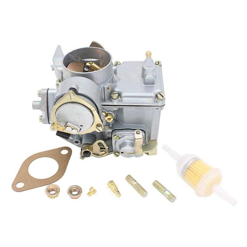 Carburador de coche 34 PICT-3 12V eléctrico para Beetle 113129031K