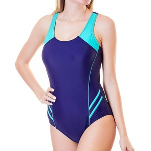 Size From S To 5XL One Piece Swimsuit For Women, Backless Sport Swimwear, New Arrival Swim Bathing Suit With Bra Padded