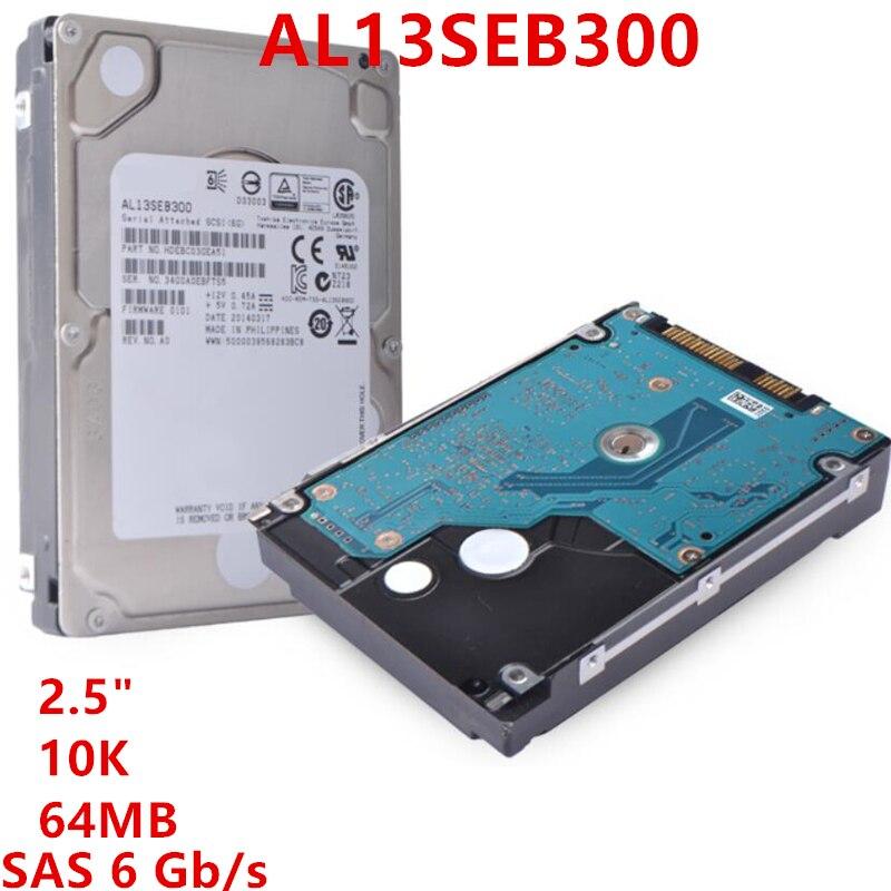جديد الأصلي HDD ل توشيبا ماركة 300GB 2.5