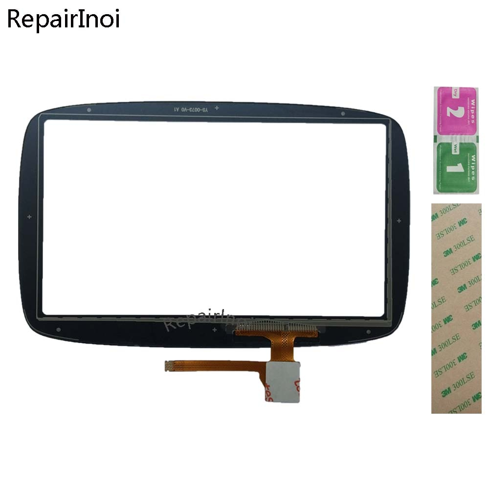 10Pieces/Lot GPS Touch Screen For Tomtom GO 510 GO510 Touch Screen GPS Repair Replacement Part Digitizer Sensor Adhesive enlarge