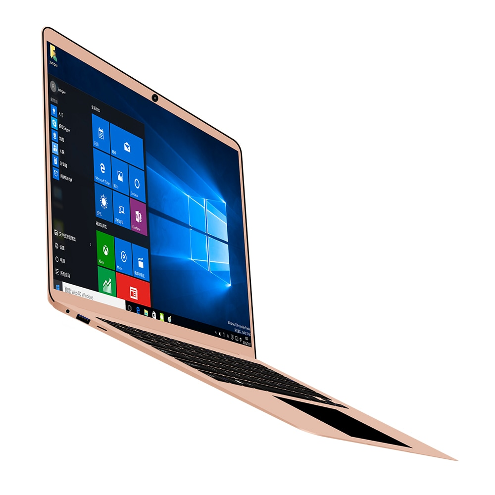OEM wholesale intel celeron laptop 13.3 inch apollo lake n3350 netbook plastic housing computer wins10