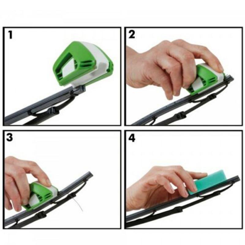 1PC Auto Car Accessories Cleaner Window Repair cutting individual wiper blades Wiperblade Cutter Windshield Rubber Regroove Tool