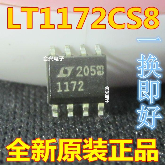 10 unids/lote LT1172CS8 LT1172 1172 nuevo original
