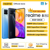 "Global Version realme 8 Pro 8GB 128GB Smartphone 108MP Ultra Quad Camera 6.4"" Super AMOLED Fullscreen 50W SuperDart Charge"