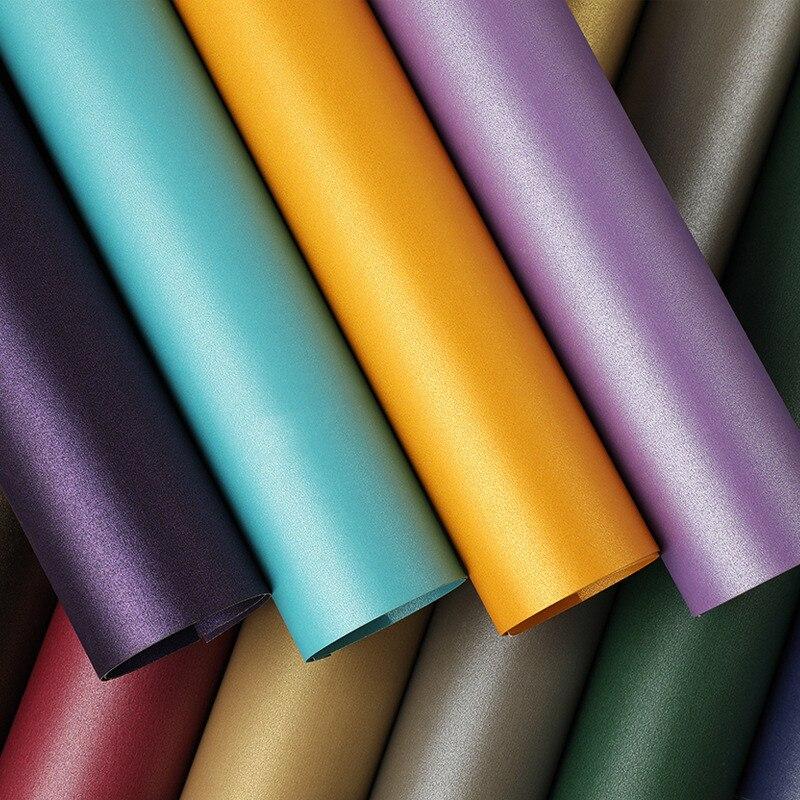 A5 perla de papel de Color de confección de tarjetas de papel iridiscente de manualidades de papel de Color puro de perlas de Papel Kraft de papel de tarjeta de
