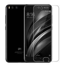Закаленное стекло 9H HD для Xiaomi Mi 6, Защитная пленка для Mi6 MCE16, защитная крышка для экрана телефона