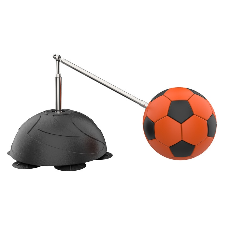 Professional Football Ball Control Shoot Assistance Training Device Practical Child Adult Soccer Training Equipment 360 Rotate