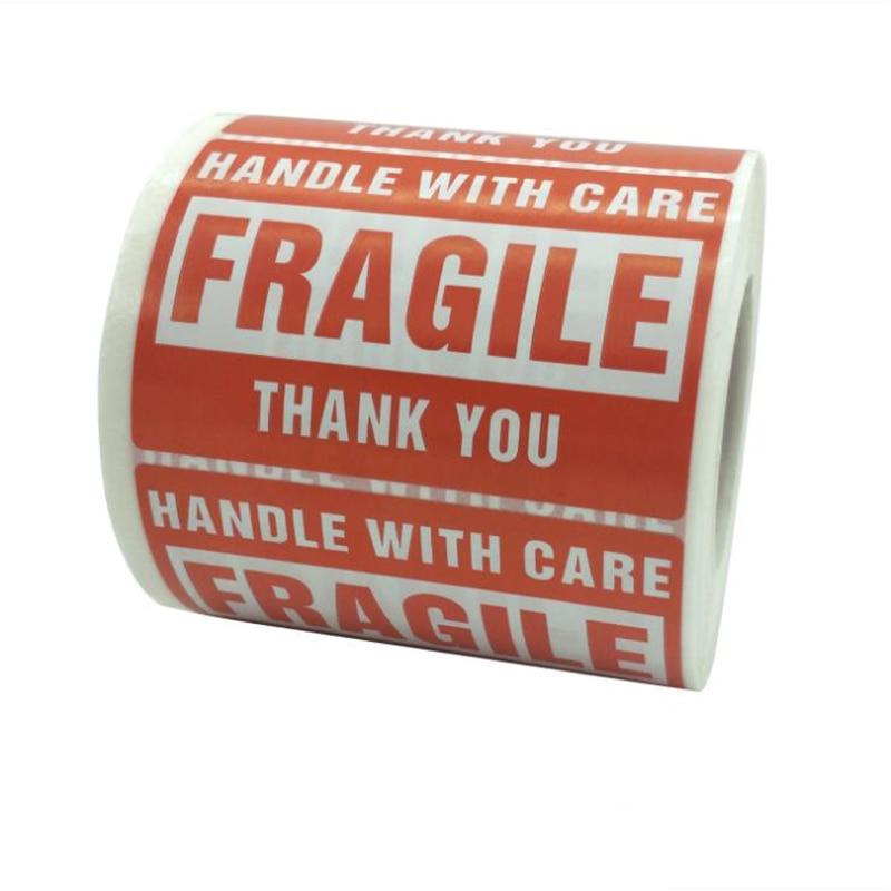 50pcs-fragile-etichette-di-avvertimento-adesivi-decorazione-carta-rossa-scrapbooking-sigillatura-adesivo-appiccicoso-forniture-di-cancelleria