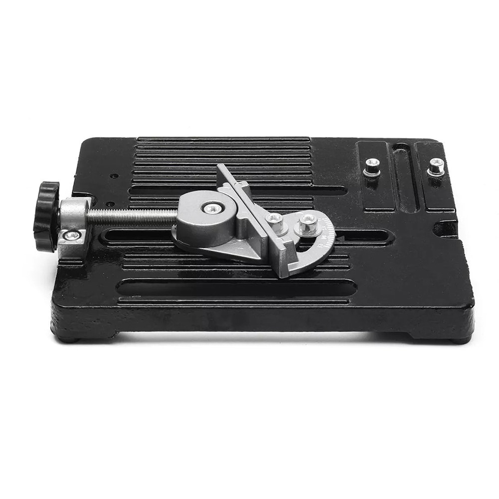 Electric Drill Cutting 45°Adjustable Angle Grinder Rack Universal Fixing Holder Cutting Machine Stand Accessories For Power Tool enlarge