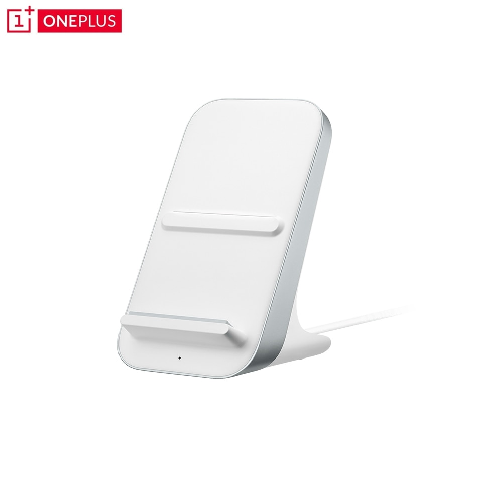 Cargador inalámbrico Original OnePlus urdimbre Charge 30 para Oneplus 8 pro, cargador inalámbrico de 30 W con urdimbre