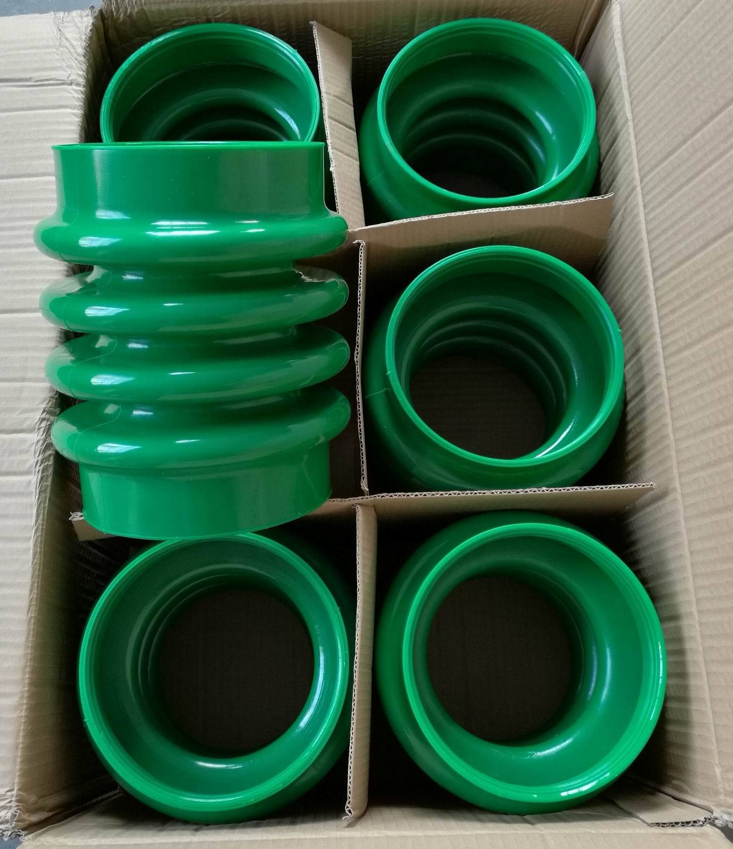 Wacker bellows Wacker BS600 BS700 Rammer Bellow Green ID170 mm H260 mm Green OEM 1006882 enlarge