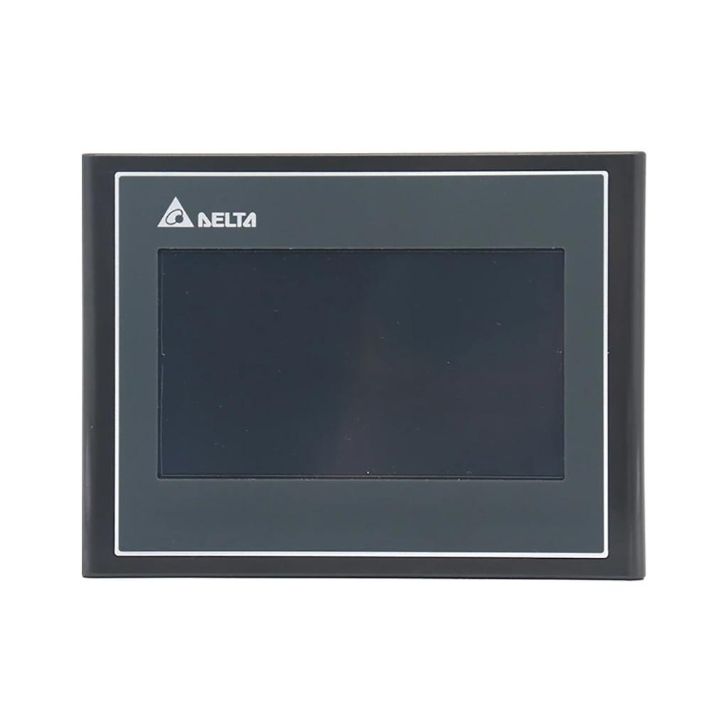 4.3 ''بوصة دلتا DOP-103BQ HMI شاشة تعمل باللمس واجهة ما بين المستخدم والآلة عرض استبدال DOP B03S210/ B03S211 DOP-B03E211