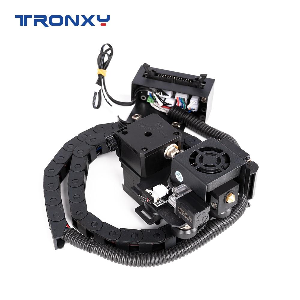 Tronxy X5SA المباشر الطارد تحديث عدة مع السيارات مستوي تيتان مادة مرنة بولي يوريثان الصامت دليل السكك الحديدية بكرة ثلاثية الأبعاد أجزاء الطابعة