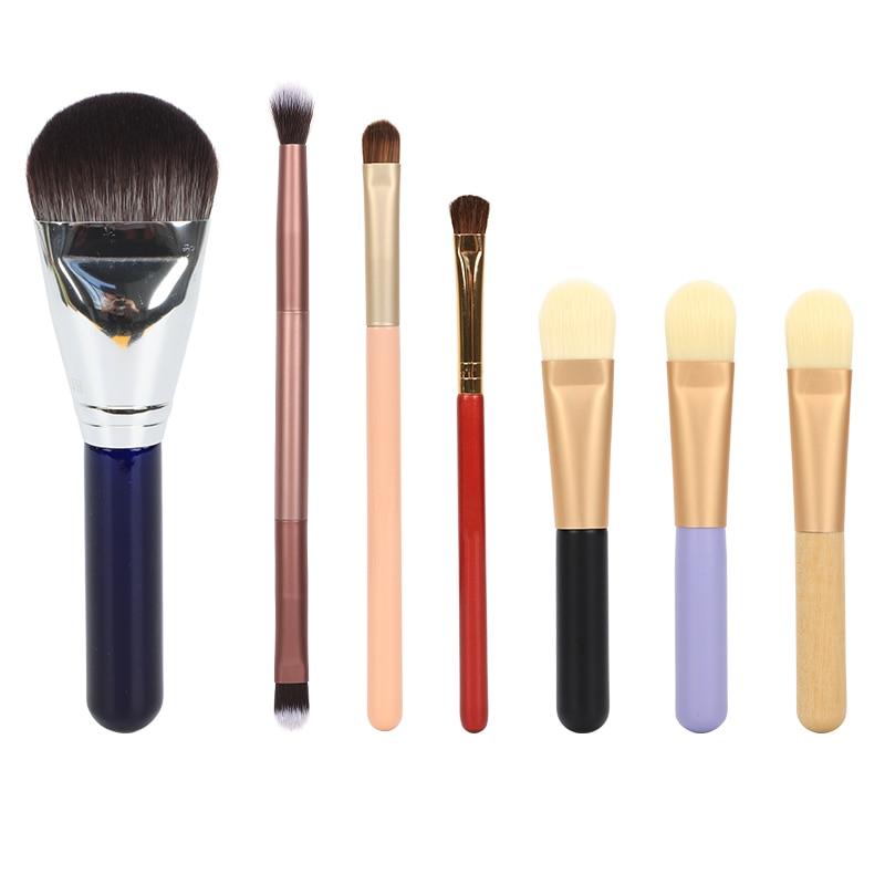 JIELI Makeup Brushes Set 1PCS Cosmetics Tool Professional Make up Brush Powder Brush Concealer Brush Eye-shadow Brush