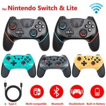 Contrôleur Bluetooth sans fil IPEGA pour manette de jeu Pro pour accessoires de jeux Nintendoswitch