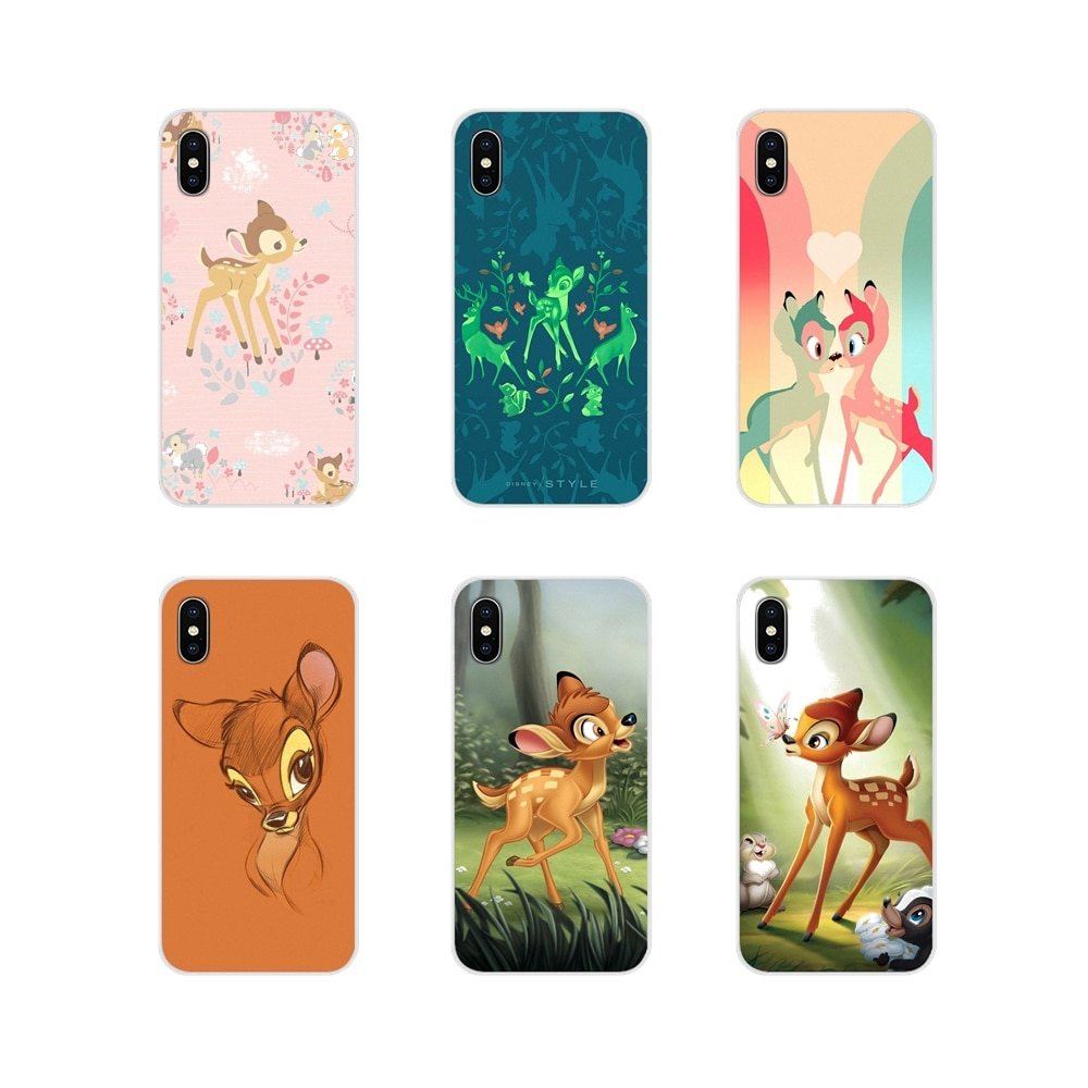 For Samsung A10 A30 A40 A50 A60 A70 M30 Galaxy Note 2 3 4 5 8 9 10 PLUS Bambi Thumper Accessories Ph