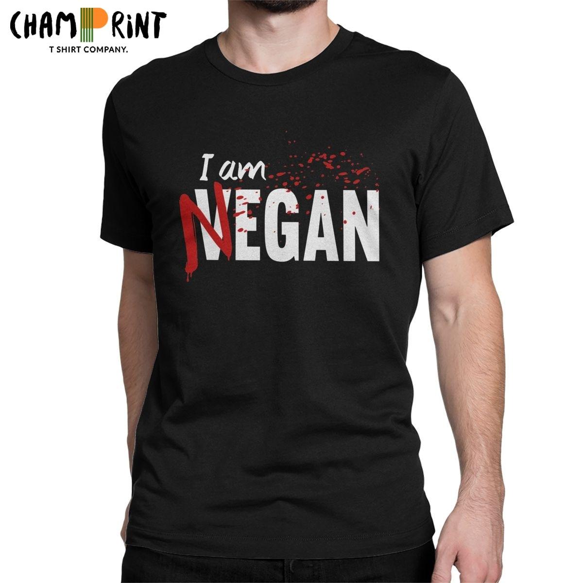 uomo-i'm-negan-the-walking-dead-t-shirt-abbigliamento-in-cotone-divertente-t-shirt-girocollo-manica-corta-t-shirt-taglie-forti