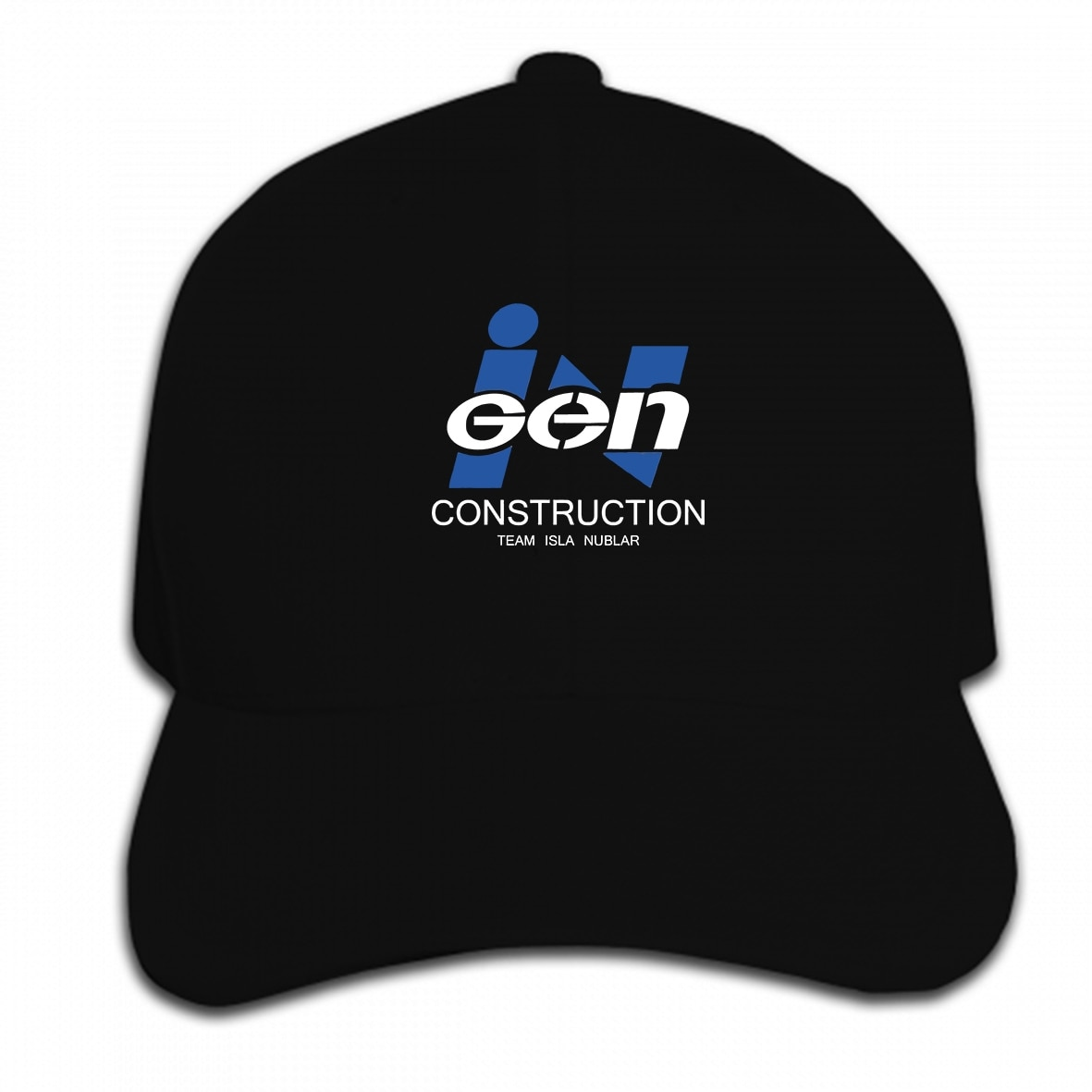 Impresión de encargo gorra de béisbol Ingen equipo de construcción sombrero personalizado gorra