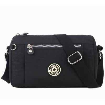 Женские сумки 2019, сумка через плечо, водонепроницаемая нейлоновая женская сумка, сумки через плечо для женщин, через плечо, bolsa feminina