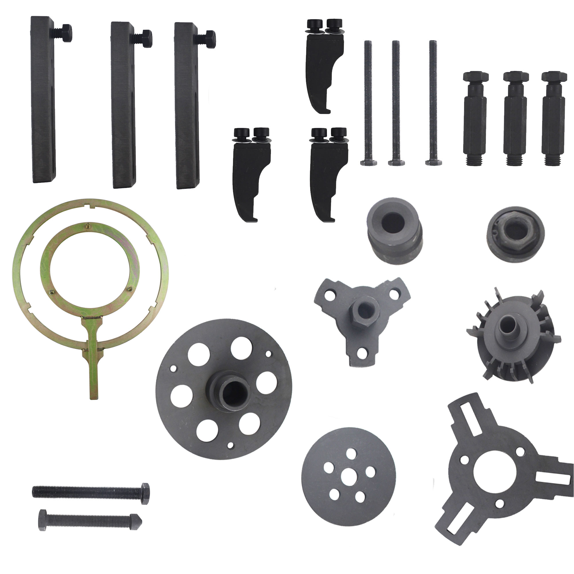 Kit de herramientas de removedor e instalador para Ford doble embrague transmisión DSG