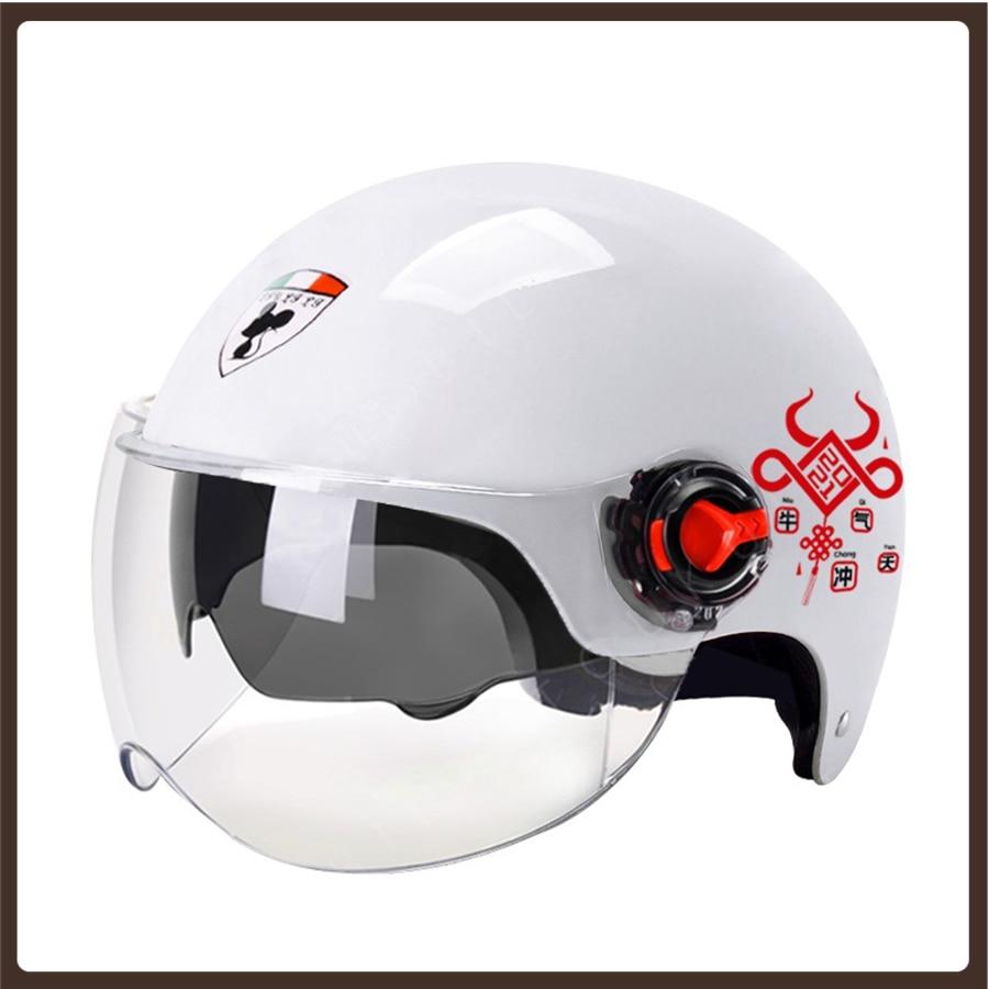Casco de motocicleta para mujer, accesorios de seguridad para moto, diseño balístico,...