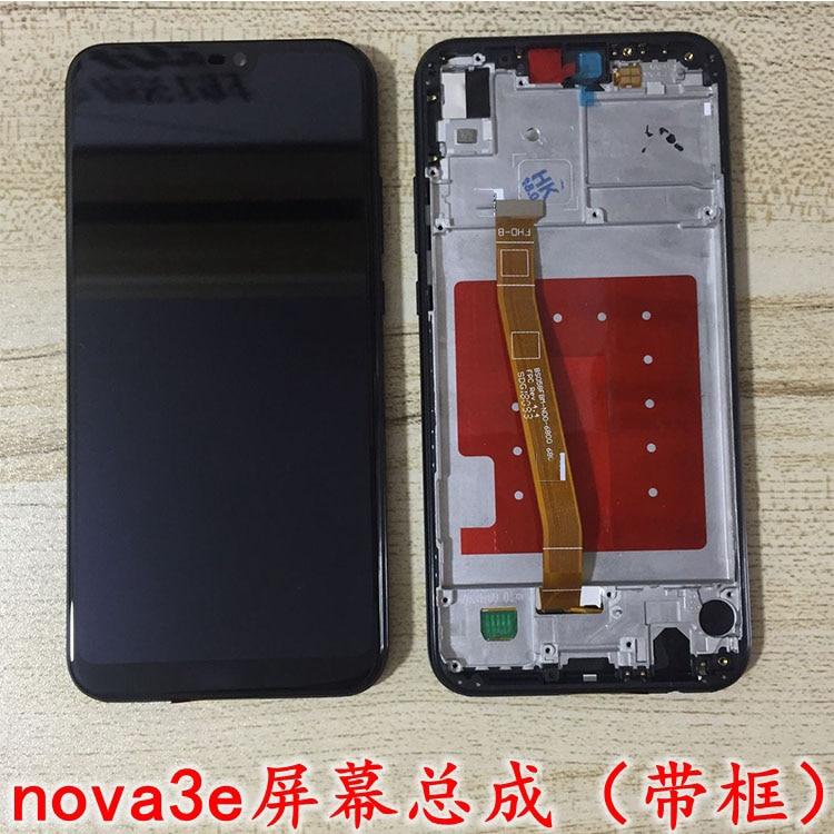 Original Huawei P20 Lite ANE-LX1 ANE-LX3 / Nova 3E pantalla LCD Digitalizador de pantalla táctil de reemplazo