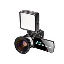 Studio 16X Digital Zoom 4K HD 48 Megapixel Video Recorder Outdoor Camping Vlogging Hochzeit Party Mini Tragbare Handheld Reise