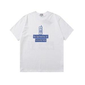 20ss CAVEMPT C. E t shirts men women EU size 1:1 high quality CAVEMPT top tee kanye west hip hop CAVEMPT t-shirt xxxtentacion