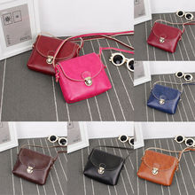 Fashion Women Girl PU Leather Strips Travel Bags Put Phone And Key Ladies Manual Measure Purse Tote