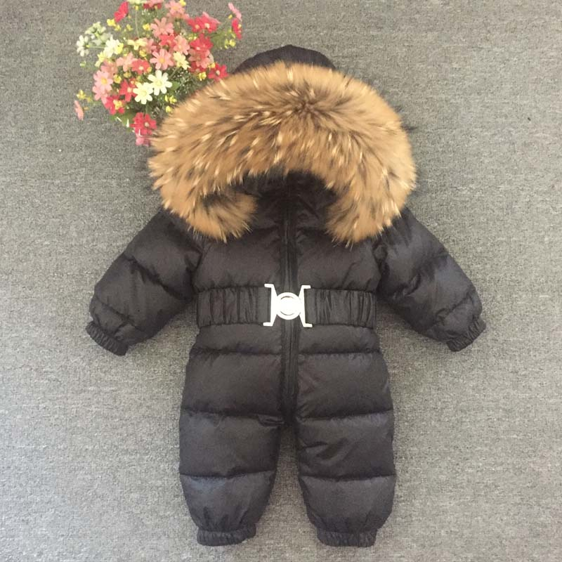 winter-warm-down-baby-boys-rompers-hooded-real-fur-girls-jumpsuits-long-sleeve-unisex-onesie-overalls-toddler-snowsuit-outfits