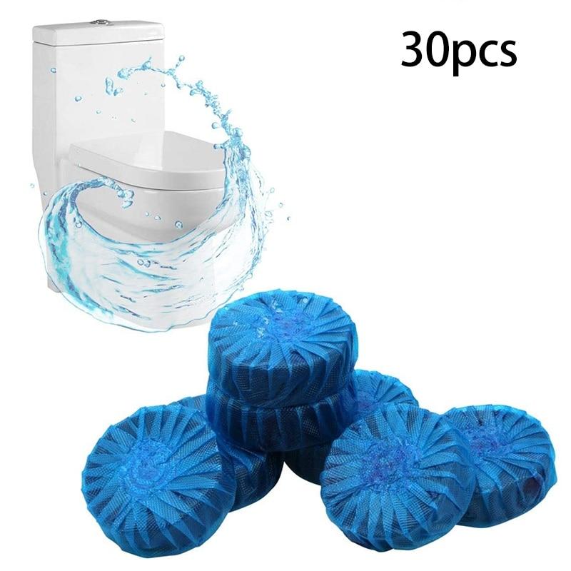Limpo de Longa Duração sem Odor Quente Pacote Automático Toalete Tigela Mais Limpo Comprimidos-banheiro Vaso Sanitário Tanque Pungente Limpar Bolhas Yo-30