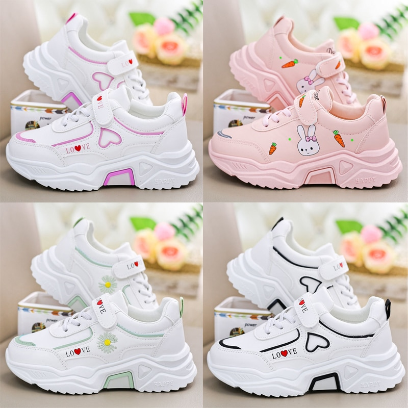 baby shoes Sneakers kids girls Children toddler Casual sneaker children 2 to 7 years old flat Women'