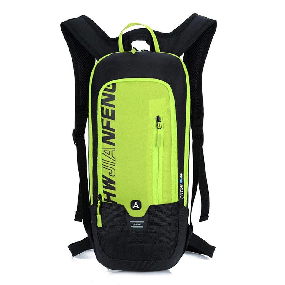 Bolsa de bicicleta para montar al aire libre MTB, bolsa de deporte para hombre y mujer, mochila para senderismo, mochila para correr, bolsa de agua para ciclismo