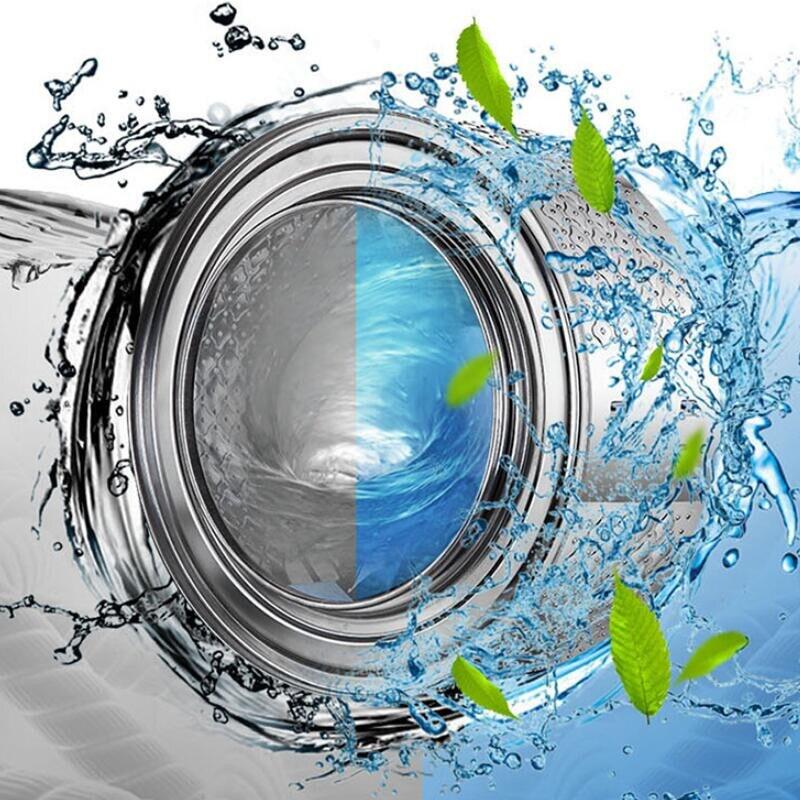 Купить с кэшбэком 3 Tab Washing Machine Cleaner Descaler Washer Cleaning Detergent Effervescent Laundry Tablet Washer Cleaner For Washing Machine