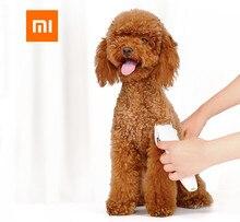 Tondeuse à cheveux rechargeable USB pour animaux de compagnie Xiaomi dorigine tondeuse à cheveux professionnelle pour chien/chat toilettage pour animaux de compagnie tondeuses à cheveux électriques pour animaux de compagnie rasoir