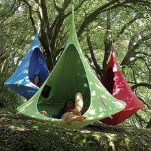 Patio Furniture Tent Hanging-Chair Cocoon Swing Teepee-Tree Hamaca Outdoor Hammock Silkworm