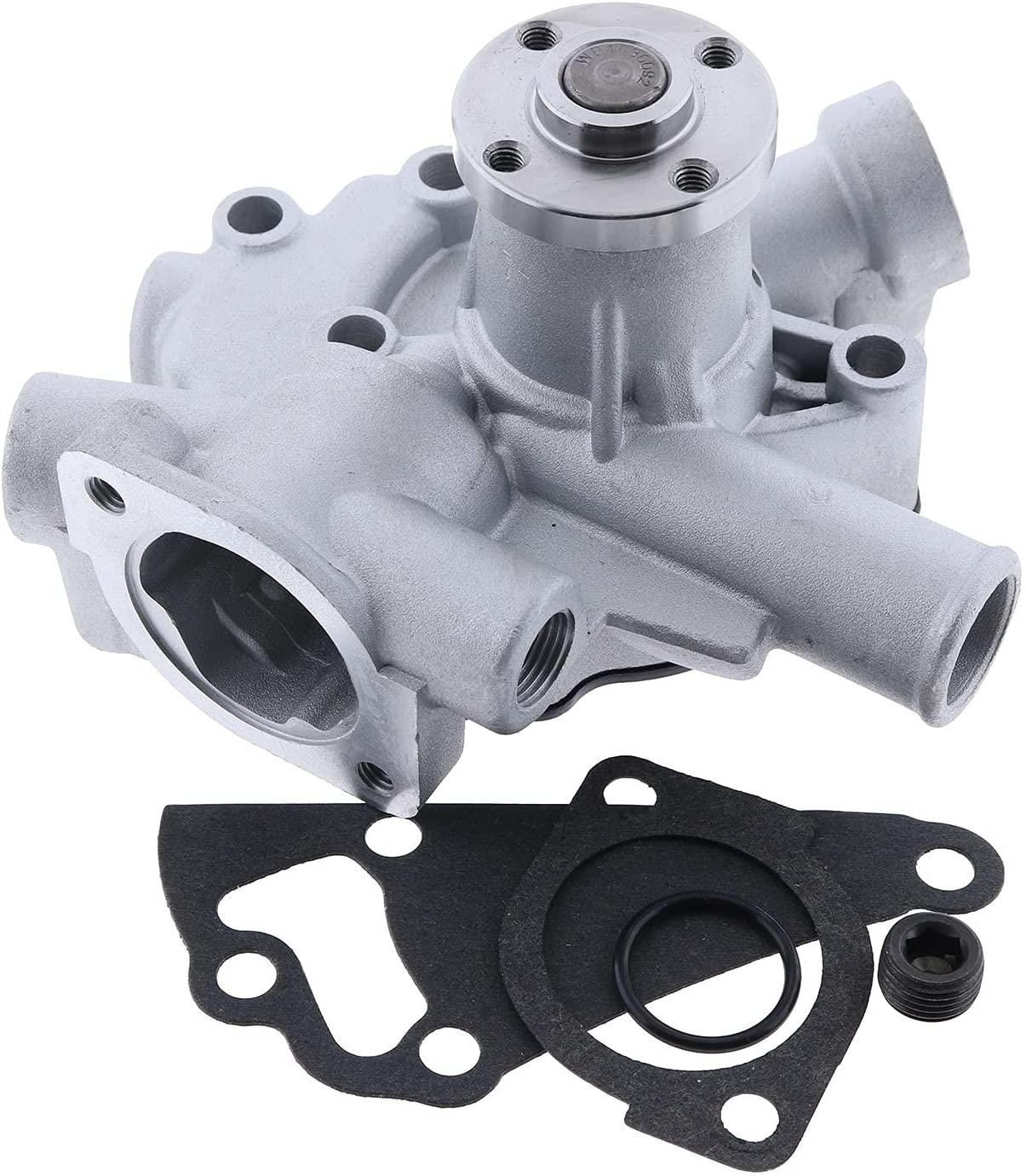 مضخة مياه 119660-42009 لقطع غيار المحرك, 3TNA72 3TNA72L 3TNV72 3TNE74 ، شحن مجاني