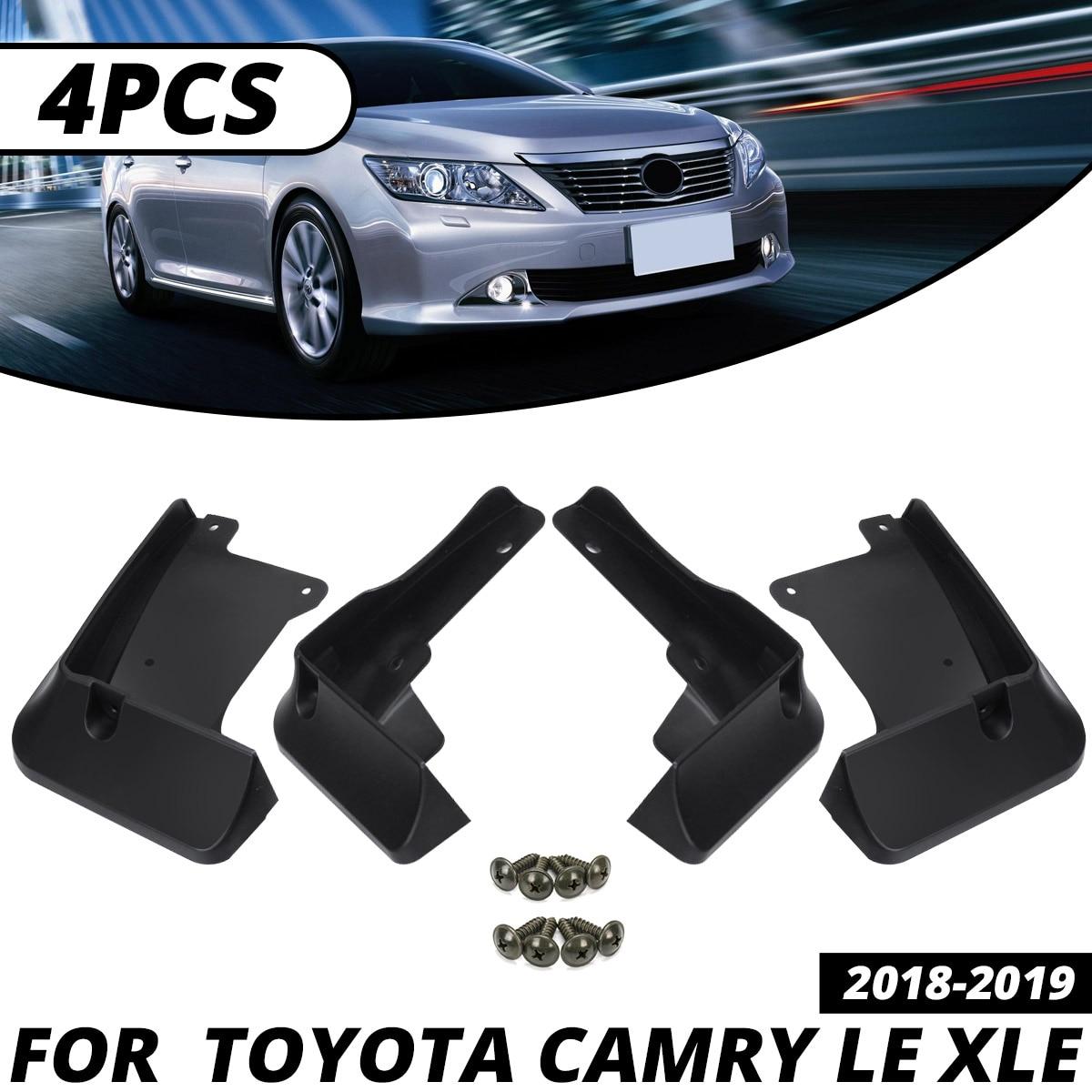 Брызговики для Toyota Camry 2018 2019 LE XLE Altis