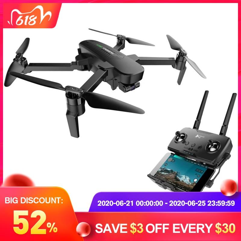 Original HUBSAN ZINO PRO 2B With Bag - RTF RC Drone Quadcopter 4K UHD Camera 3-Axis Gimbal 4 Km Flight Distance GPS FPV 5G Wi-Fi