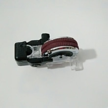 1 шт. Оригинальное колесо мыши для Logitech G9 M905 VX-NANO V550 m555b G9X et мышь общий металлический ролик