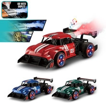 2021 New Remote Control Racing Car Toy Alloy Mist Spray Off-Road  High Speed Car Toy For Children Fo