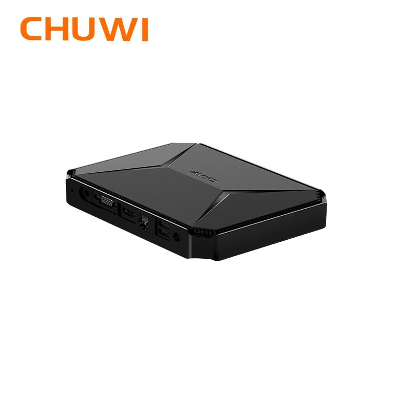 Promo CHUWI Herobox Pro Mini PC Intel Gemini-Lake N4500 Quad Core  Windows 10 Operating System wtih HD LAN VGA Port 8GB RAM 256G ROM
