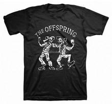 men brand tshirt summer top tees The Offspring Dance T Shirt S-M-L-Xl Brand New Araca Merchandise Fashion Classic Tee Shirt