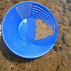 "1 pc 15 ""bacia de ouro bandeja de ouro plástico para a lama de areia mineral processamento ouro rush ferramentas"