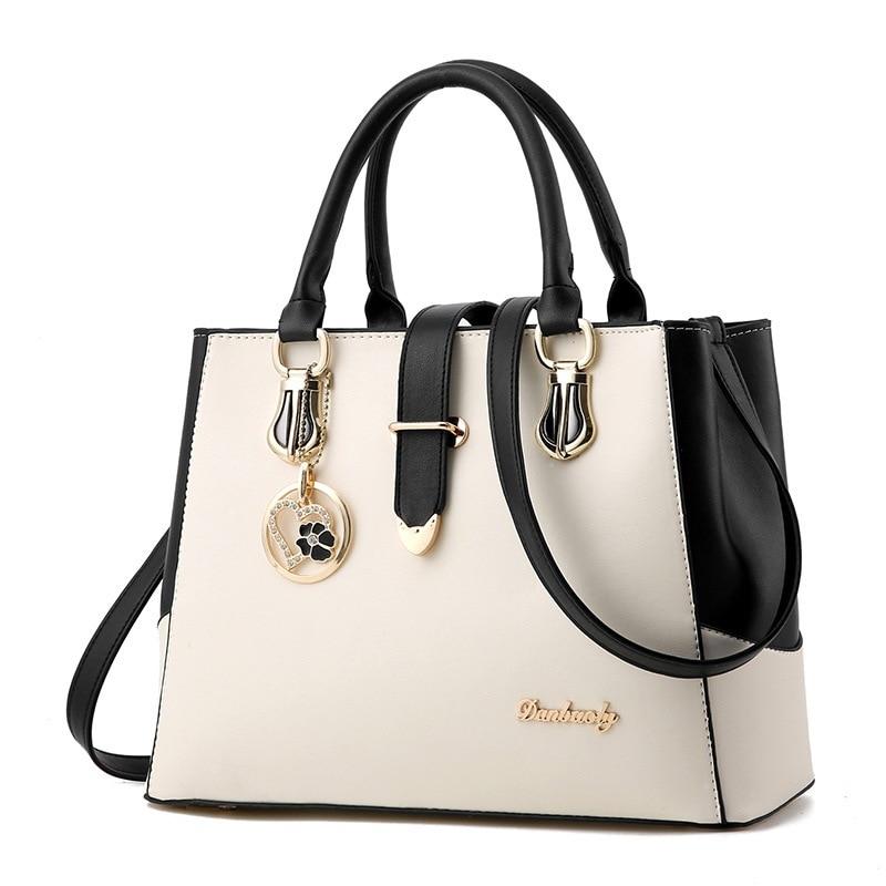 2020 New Ladies Fashion High Quality PU Leather Bag One Shoulder Slant Bag Luxury Women's Handbag designer bags