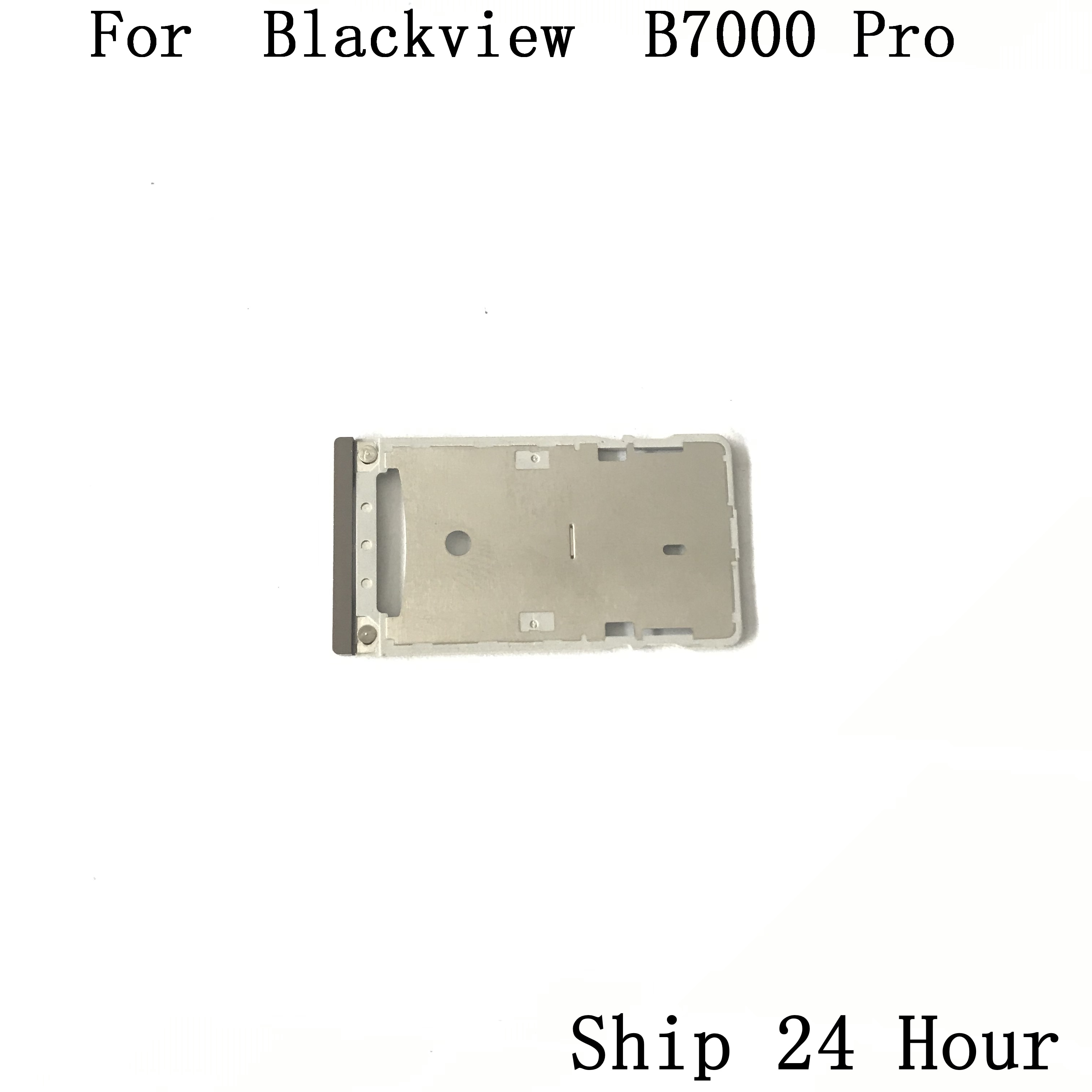 Blackview BV7000 New Sim Card Holder Tray Card Slot For Blackview BV7000 Pro MTK6750 Octa Core 5.0 inch 1920x1080 Free Shipping enlarge