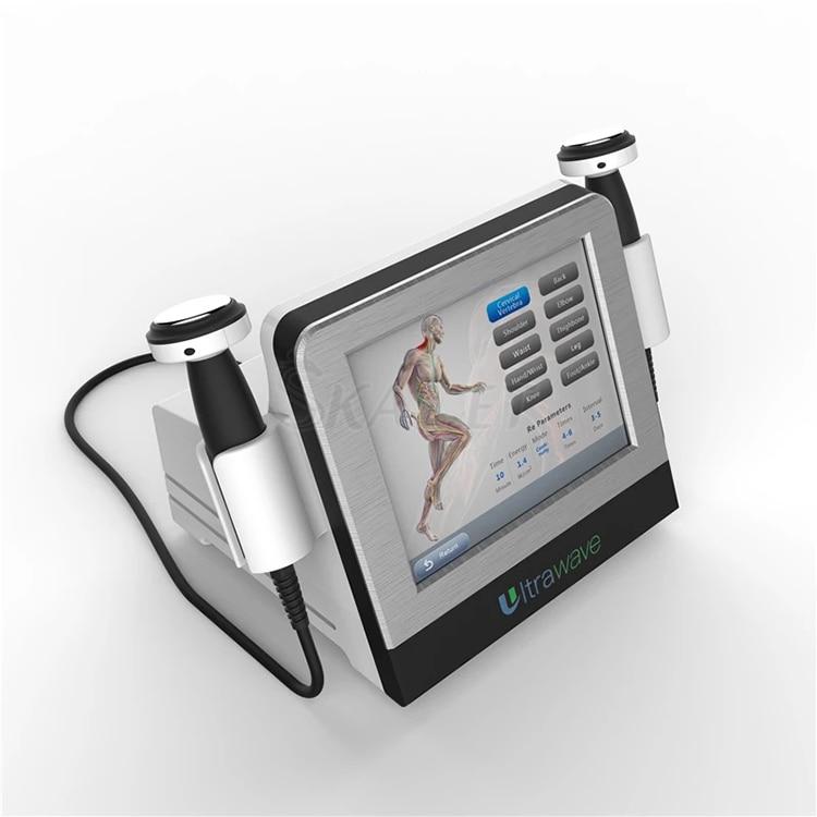 فعالة بشكل جيد قنوات مزدوجة التهاب الأوتار علاج الجسم بيان ريليف العلاج سلالات العضلات جهاز العلاج