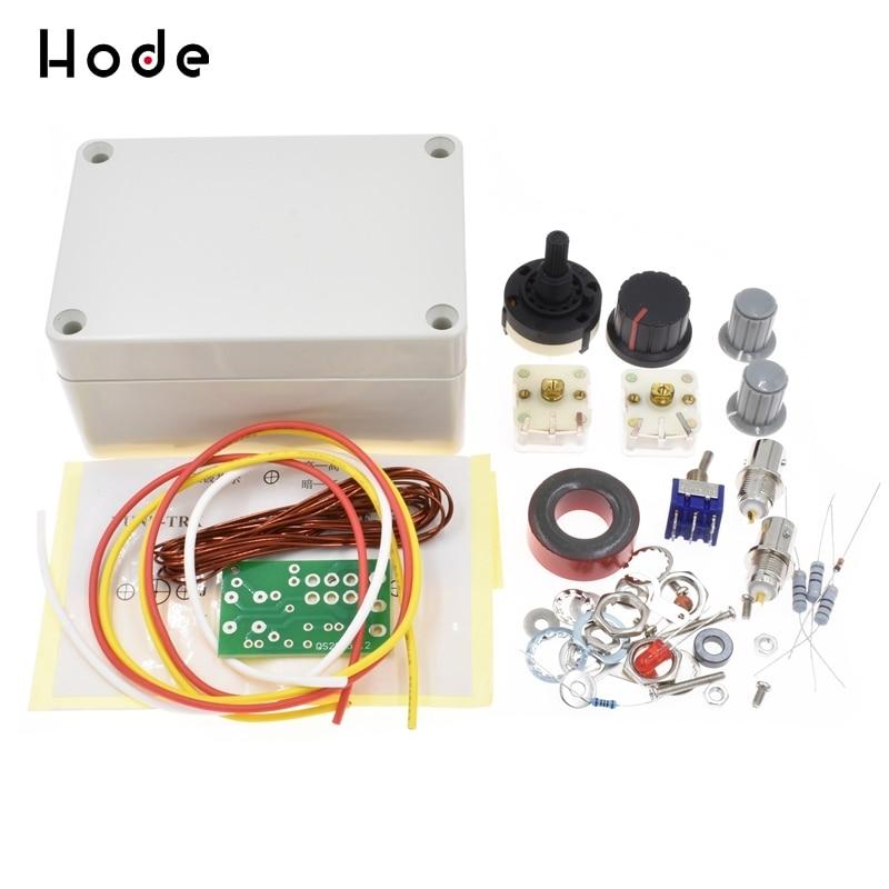 1-30 mhz manual antena tuner kit presunto rádio qrp kit diy bsg