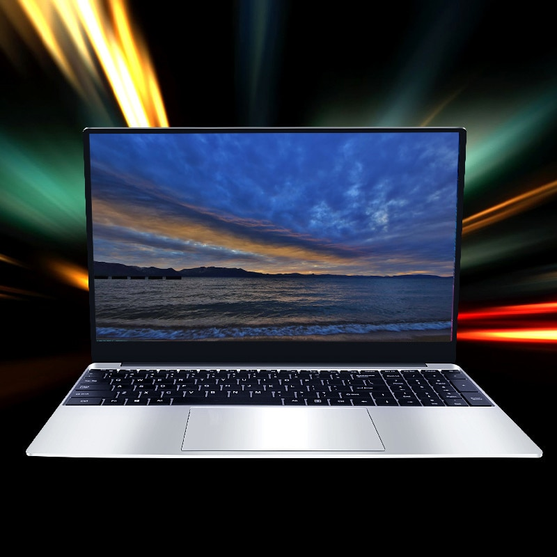 Review 15.6 Inch Intel Core I5 5th 3.1GHz Gaming laptop DDR3 8GB 256GB 512GB 1TB 2TB M.2 SSD IPS Screen Game Notebook Backlit keyboard